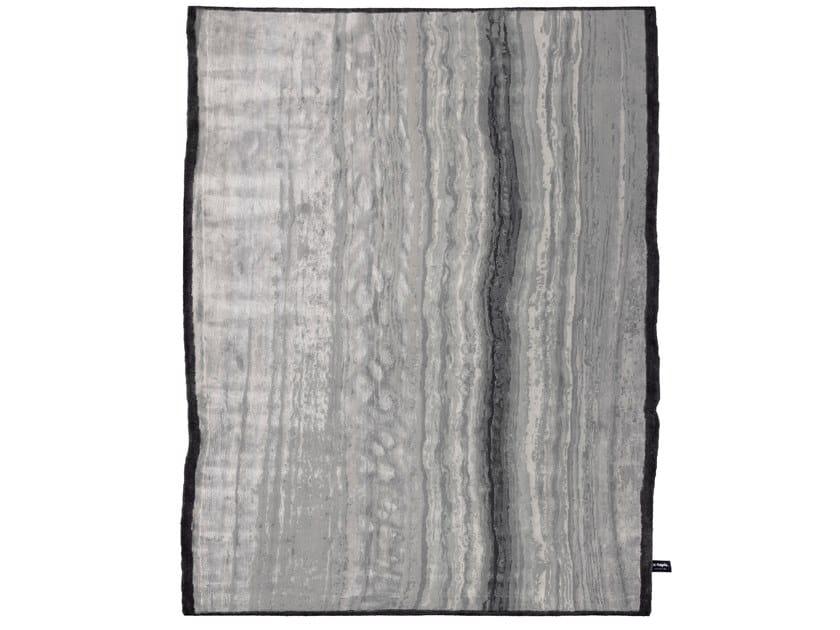 Handmade custom rug PARVATA by cc-tapis