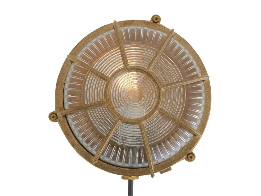 Handmade brass ceiling light PASHA by Mullan Lighting