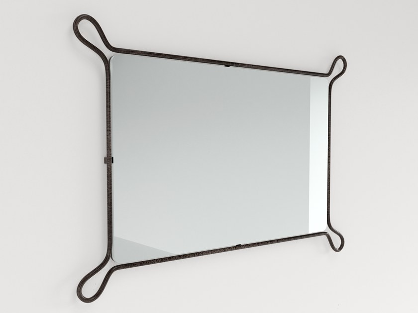 Wall-mounted mirror PASS by Barel