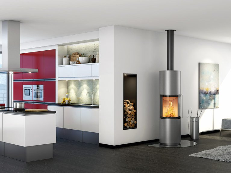Wood-burning stove PASSO L by SPARTHERM