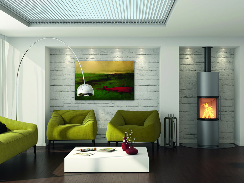 Wood-burning stove PASSO M by SPARTHERM