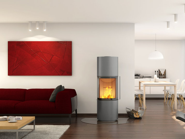 Wood-burning stove PASSO S by SPARTHERM