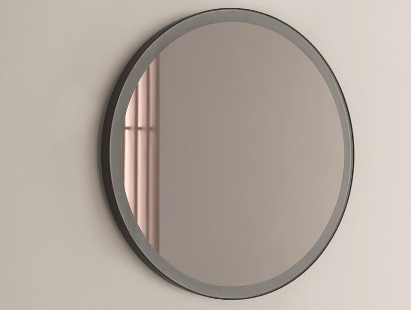 PASTILLE | Specchio con illuminazione integrata