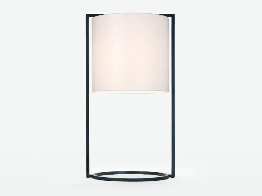 Direct light steel table lamp PATTERN | Table lamp by Kevin Reilly Collection