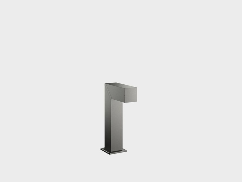 LED aluminium bollard light PAULE SYSTEM LB by Cariboni group