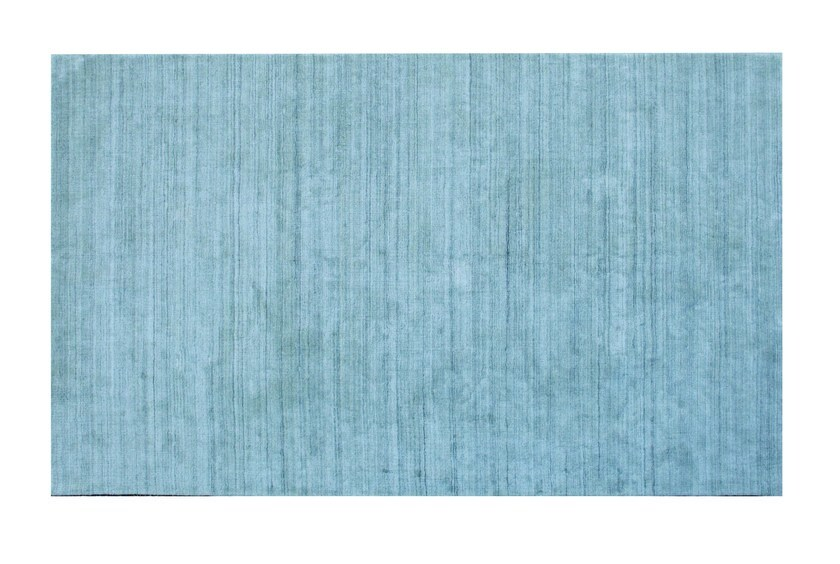 Rectangular fabric rug PAYSAGE by ROCHE BOBOIS