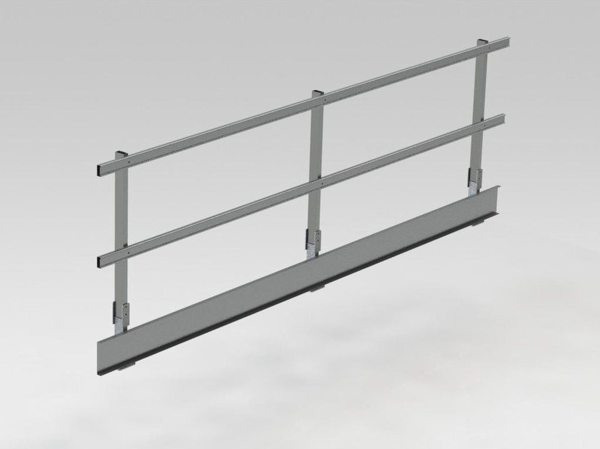 Collective protective equipment PCR1A  | Guardrails customised by SVELT