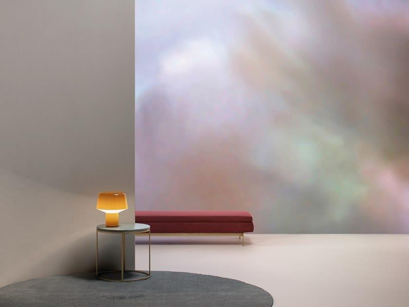 Digital printing vinyl wallpaper PEARL by GLAMORA