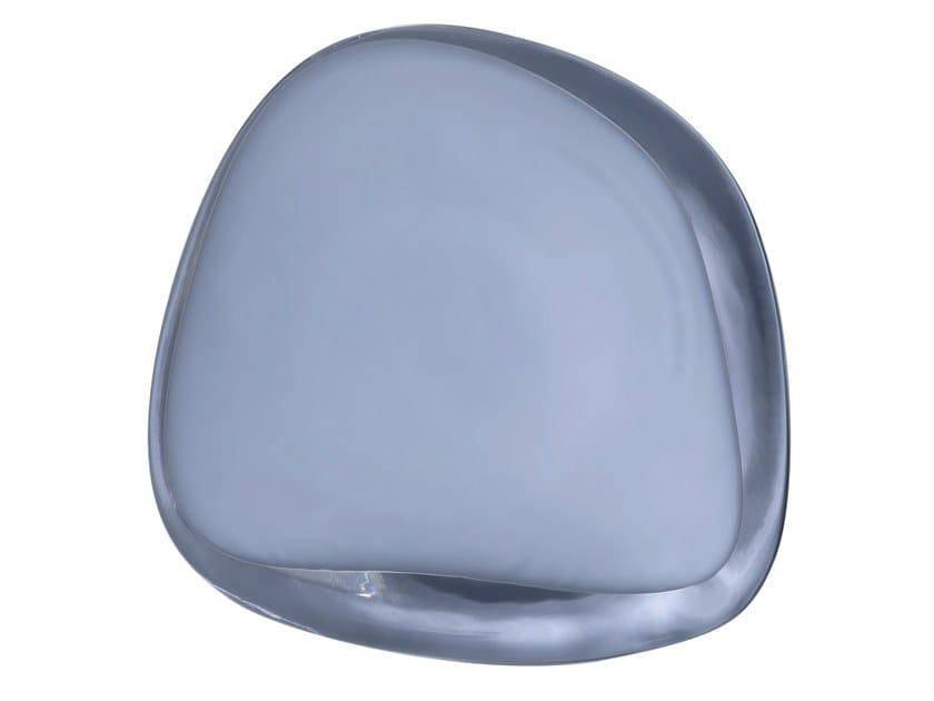 Crystal coat rack / Furniture knob PEBBLES M by NUDE