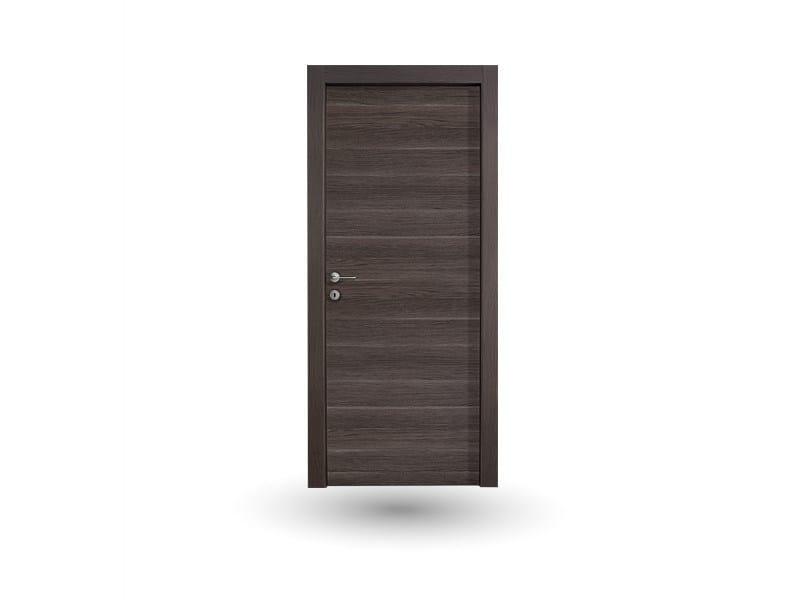 Hinged wooden door PEGASO P 13 ONICE by GD DORIGO