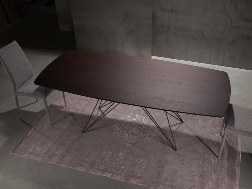 PEGASO | Tavolo in legno