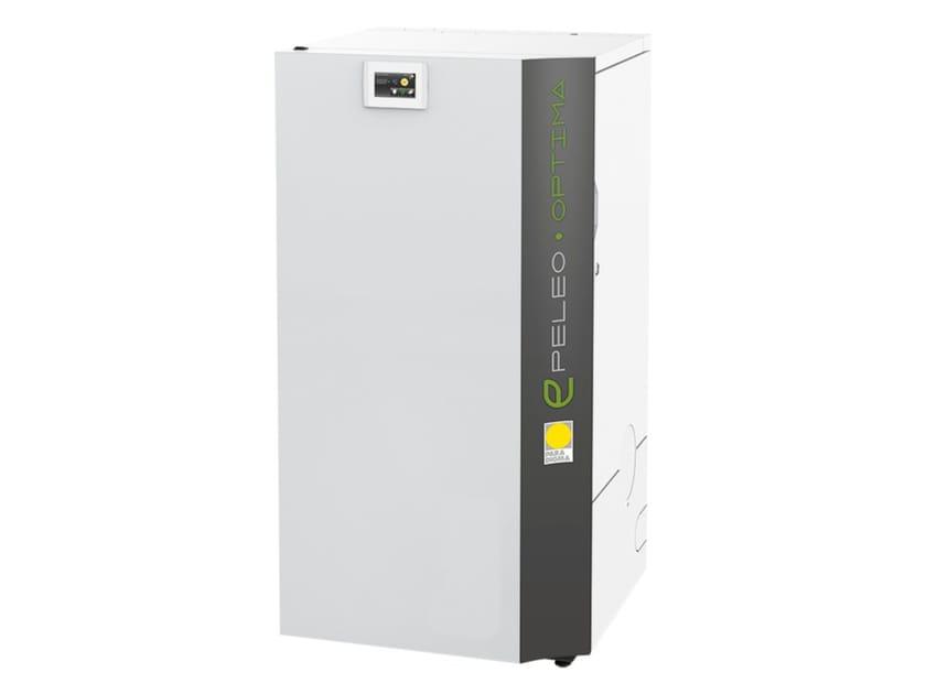 Pellet condensation boiler PELEO OPTIMA by Paradigma Italia