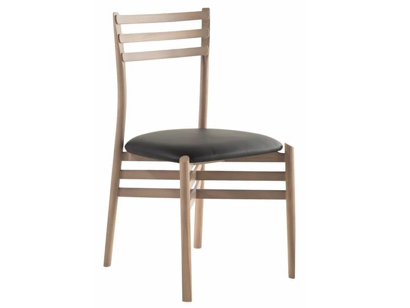 Ash chair PENCIL | Chair by ROCHE BOBOIS