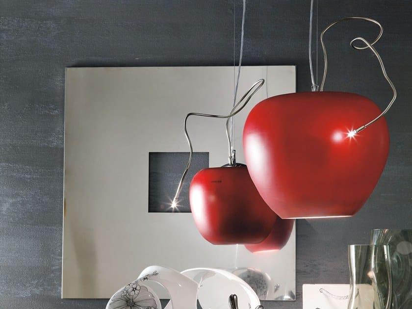 Ceramic pendant lamp LUCCIOLA | Pendant lamp by Adriani e Rossi edizioni