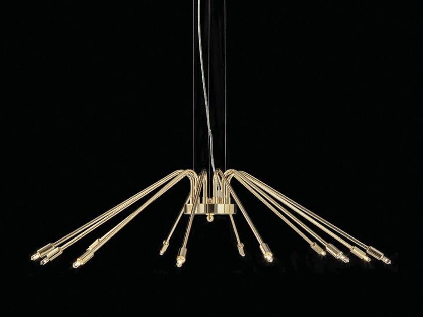 Lampada a sospensione a LED a luce diretta JOLIE | Lampada a sospensione by Aiardini