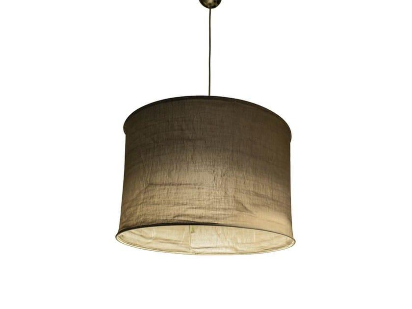 Linen pendant lamp WUDÙ | Pendant lamp by Arketipo