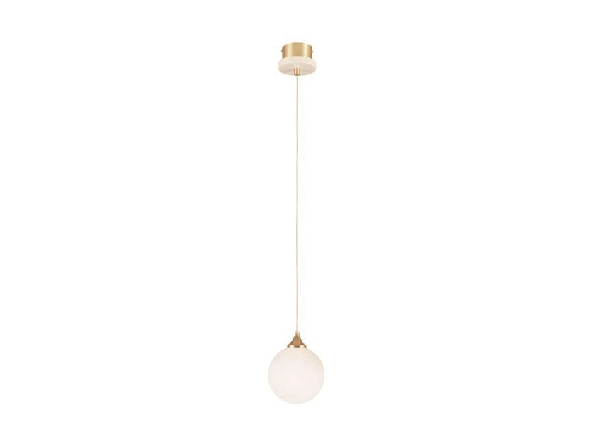 LED metal pendant lamp LAN | Pendant lamp by Aromas del Campo