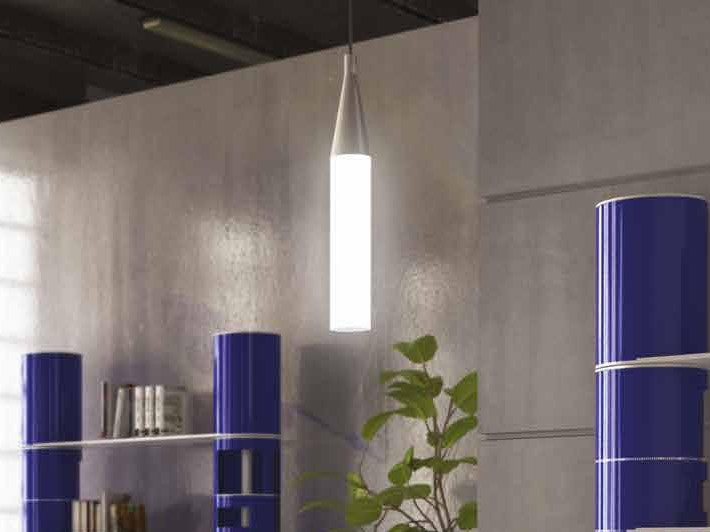 Solid Surface pendant lamp CONCERT | Pendant lamp by Boffetto