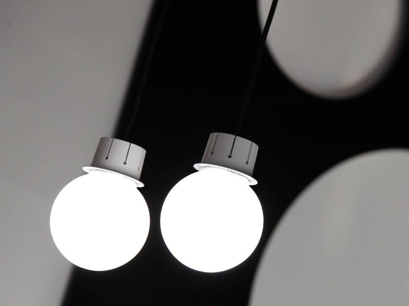 LED pendant lamp ZBOWL   Pendant lamp by Brillamenti