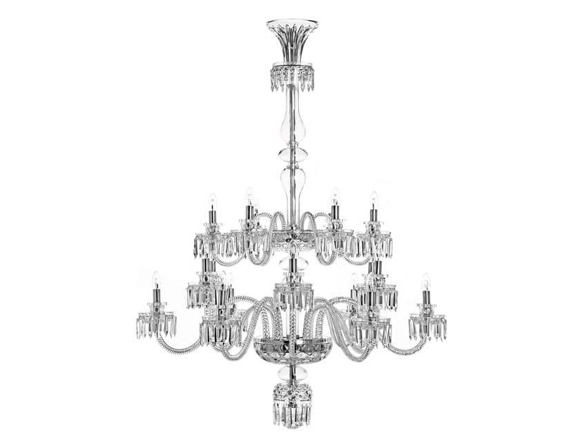Royal Pendant Lamp Collection By Saint Louis