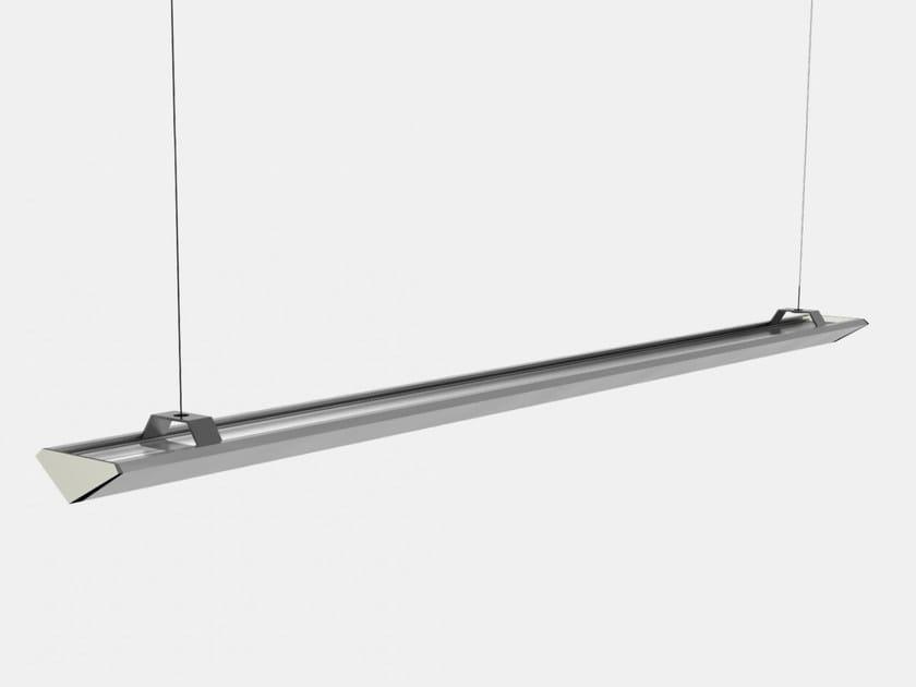 Aluminium pendant lamp ANGLE 30 | Pendant lamp by ES-SYSTEM