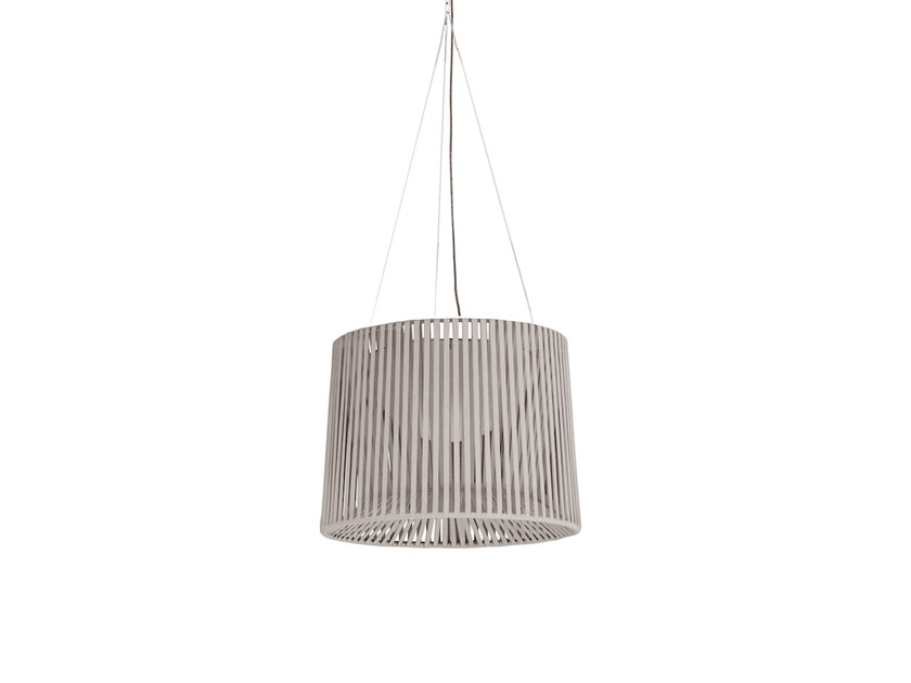 LED polyester pendant lamp OH LAMP   Pendant lamp by EXPORMIM