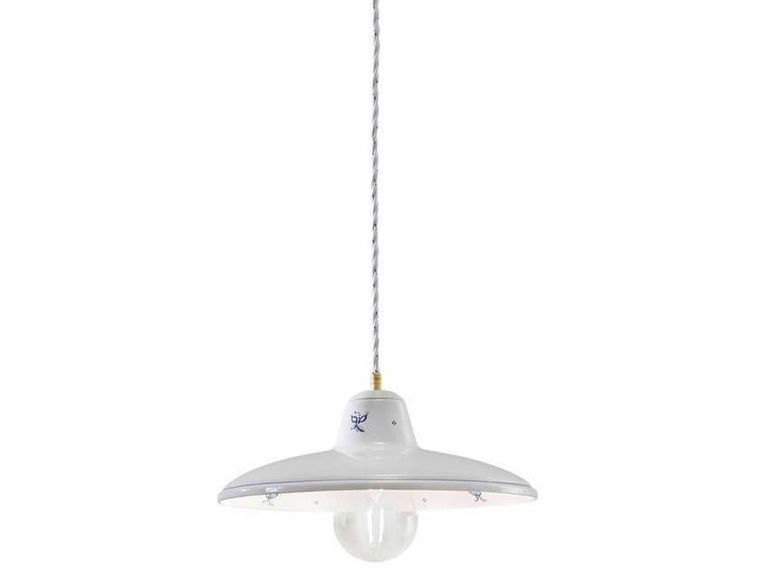 Ceramic pendant lamp COMO | Pendant lamp by FERROLUCE
