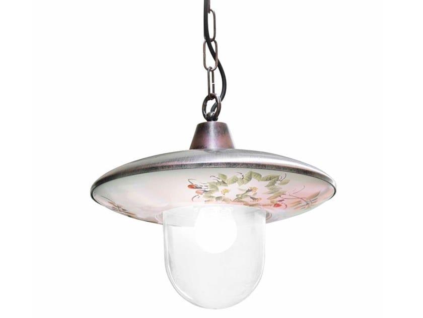 Ceramic pendant lamp LATINA | Pendant lamp by FERROLUCE