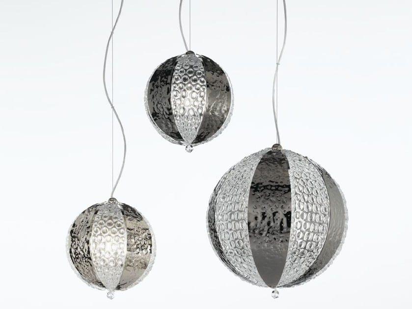 Murano glass pendant lamp LIGHT GLOBE | Pendant lamp by IDL EXPORT