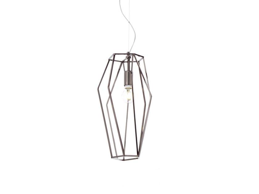 Direct light metal pendant lamp METAL ROCK | Pendant lamp by IDL EXPORT