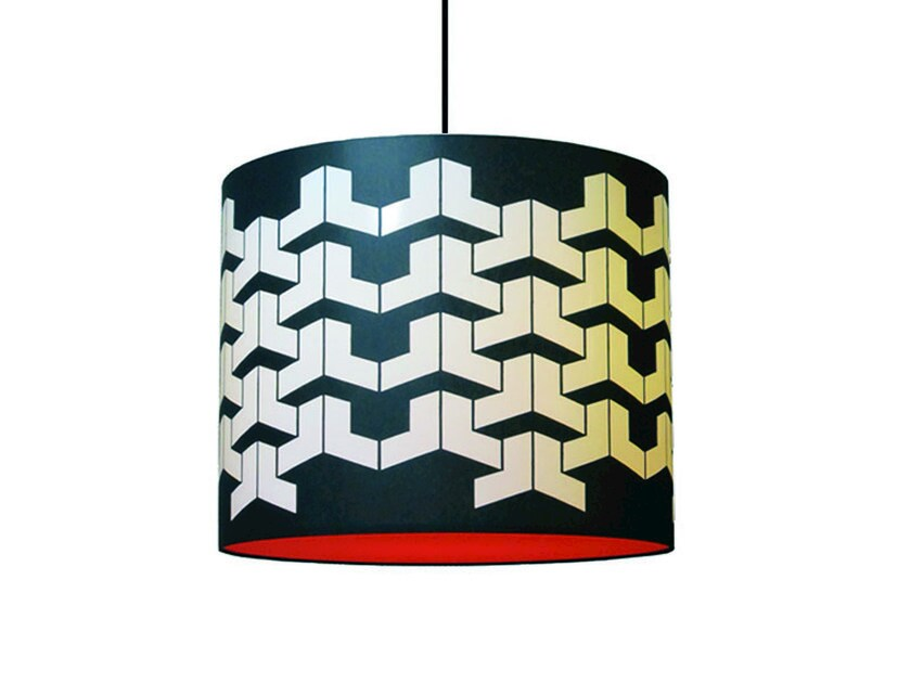 Pendant lamp OPTICAL | Pendant lamp by Kappennow