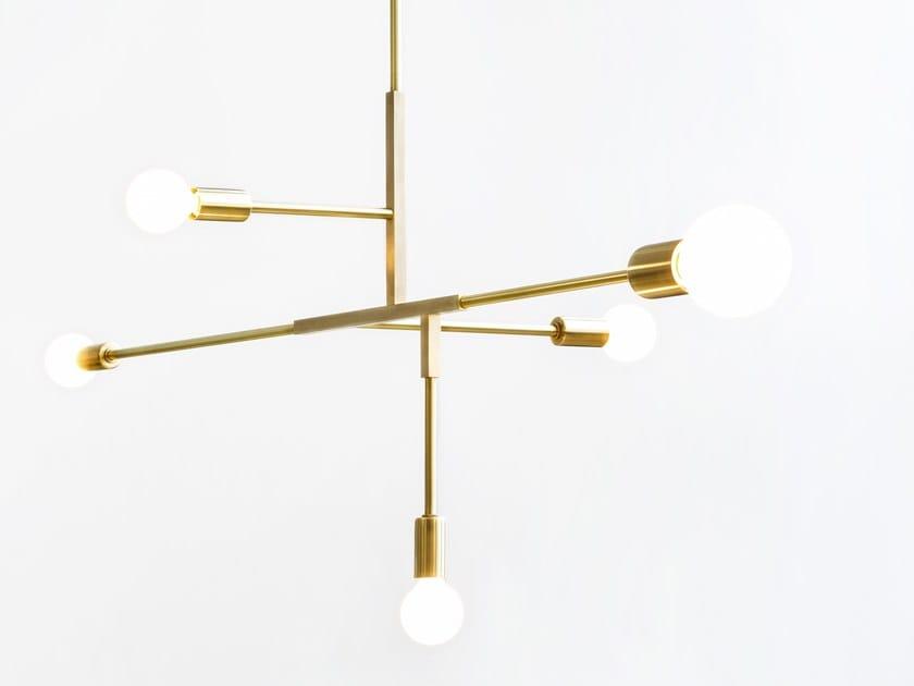 LED direct light pendant lamp CLIFF | Pendant lamp by Lambert & Fils