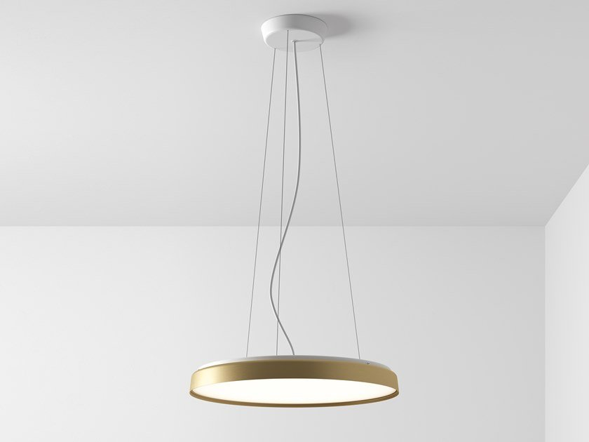 COMPENDIUM PLATE | Pendant lamp