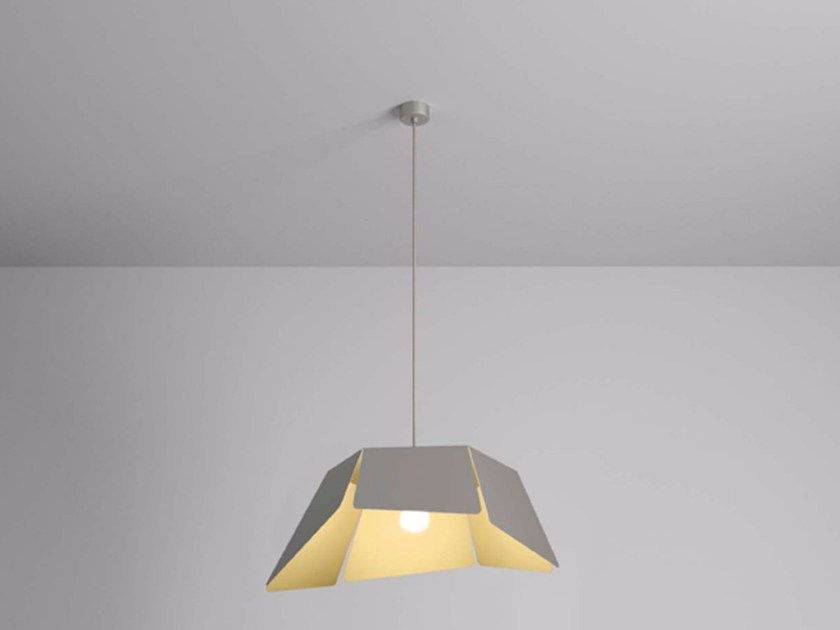 Metal pendant lamp FLOWER   Pendant lamp by Marchetti