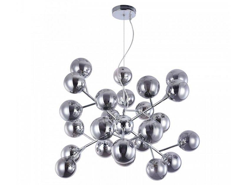 Glass pendant lamp DALLAS   Pendant lamp by MAYTONI