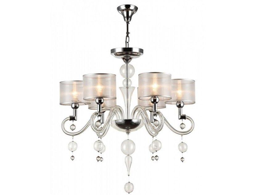 Glass chandelier BUBBLE DREAMS   Pendant lamp by MAYTONI