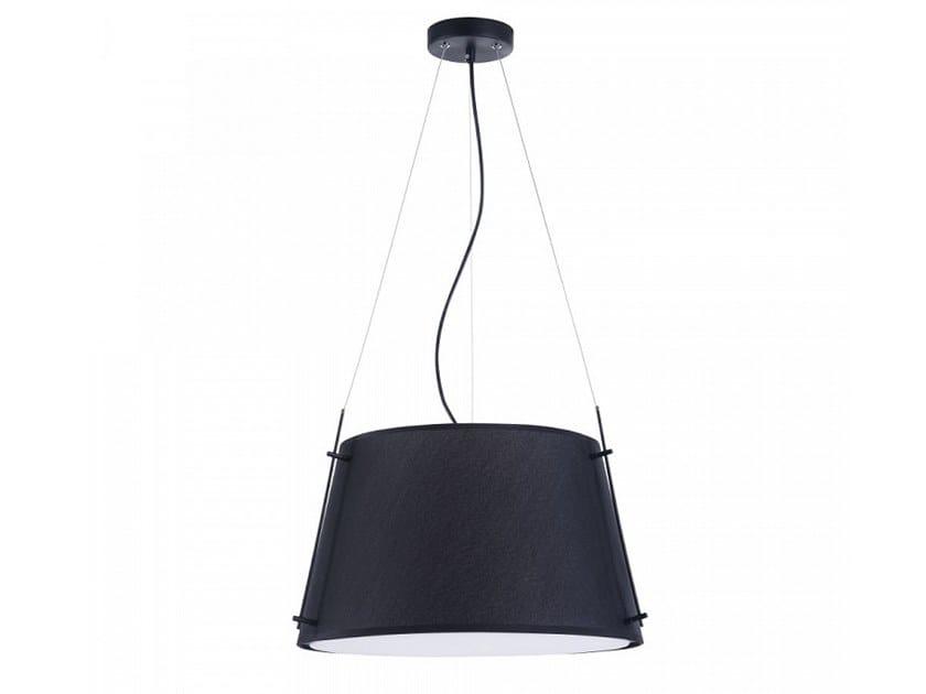 Fabric pendant lamp MONIC | Pendant lamp by MAYTONI