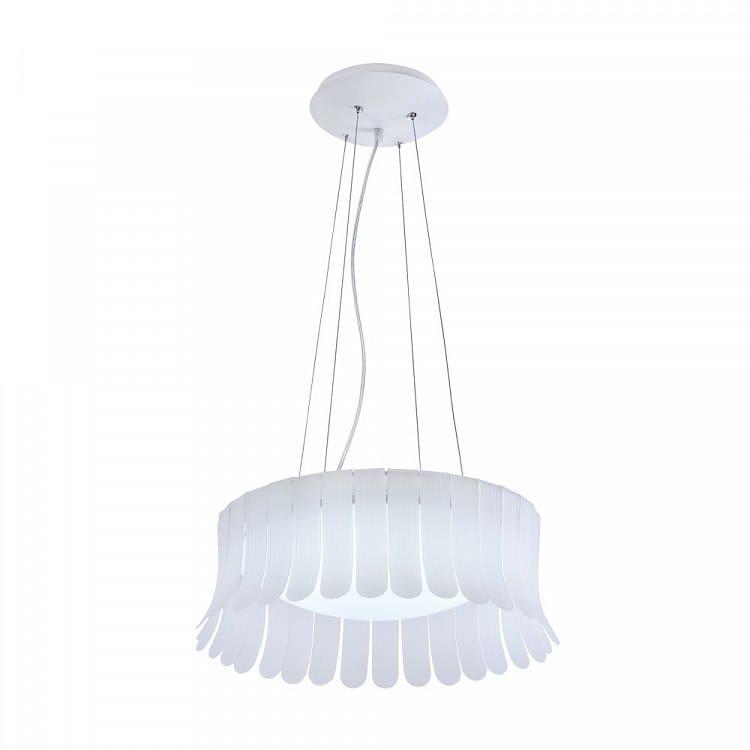 Lampada a sospensione a LED in vetro acrilico DEGAS | Lampada a sospensione by MAYTONI