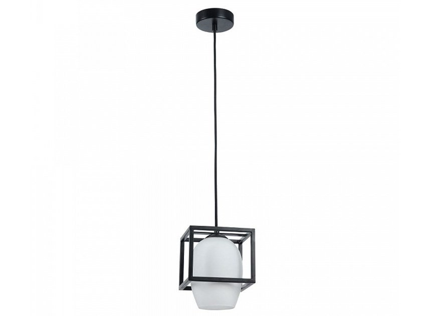 Painted metal pendant lamp CABIN | Pendant lamp by MAYTONI