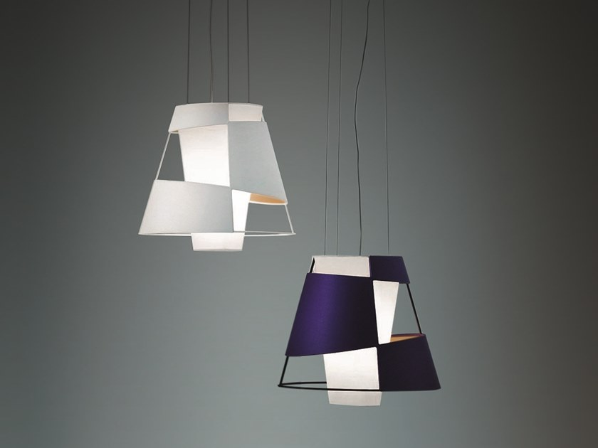 Cotton pendant lamp CRINOLINA | Pendant lamp by Pallucco