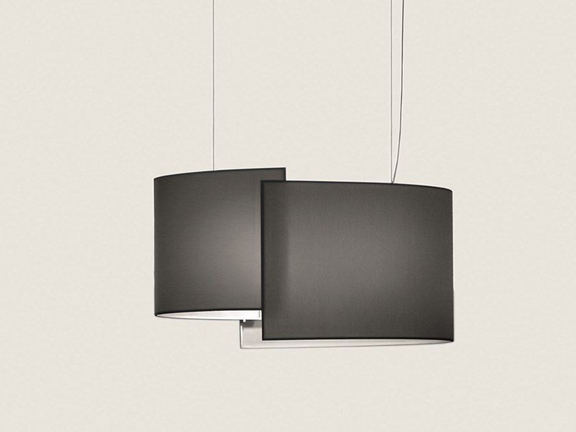 Fabric pendant lamp JOIIN | Pendant lamp by Pallucco