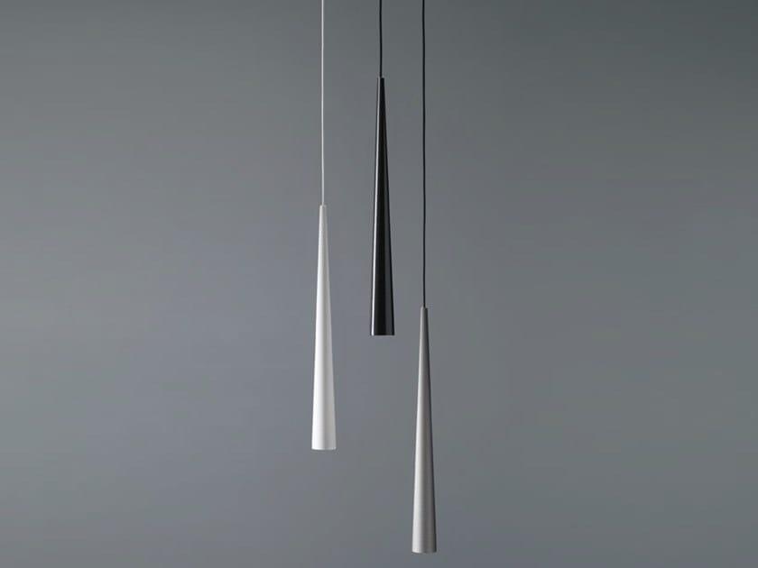 LED carbon fibre pendant lamp DRINK   Pendant lamp by Quadrifoglio