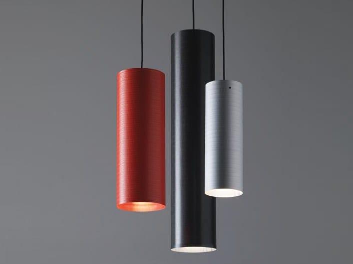 LED pendant lamp TUBE | Pendant lamp by Quadrifoglio