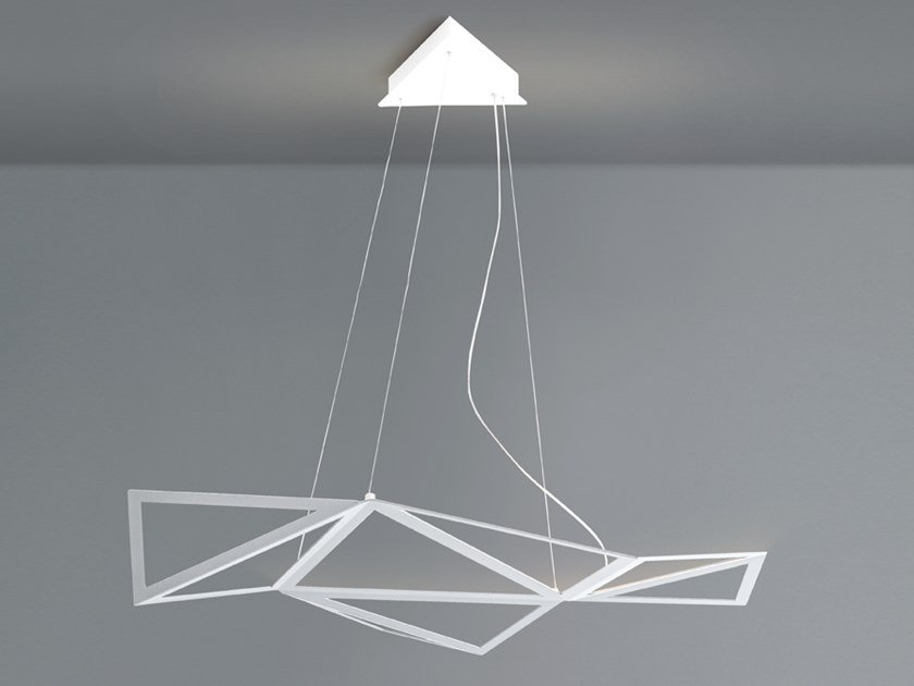 LED aluminium pendant lamp STARLIGHT | Pendant lamp by Quadrifoglio