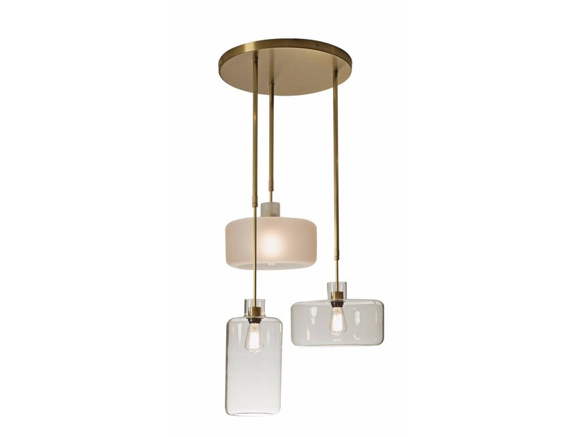 LED pendant lamp NACELLE | Pendant lamp by ROCHE BOBOIS