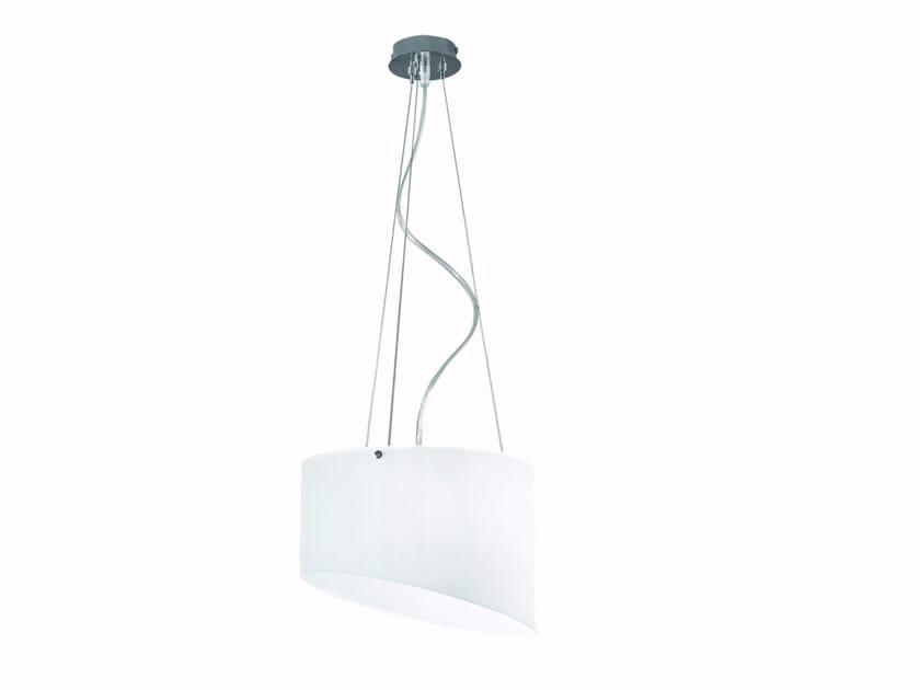 Greta lampada a sospensione collezione greta by rossini