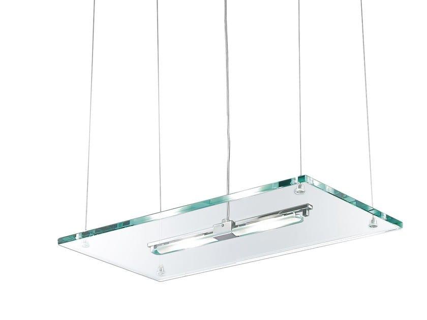 Pyrex® pendant lamp ACABA | Pendant lamp by ROSSINI