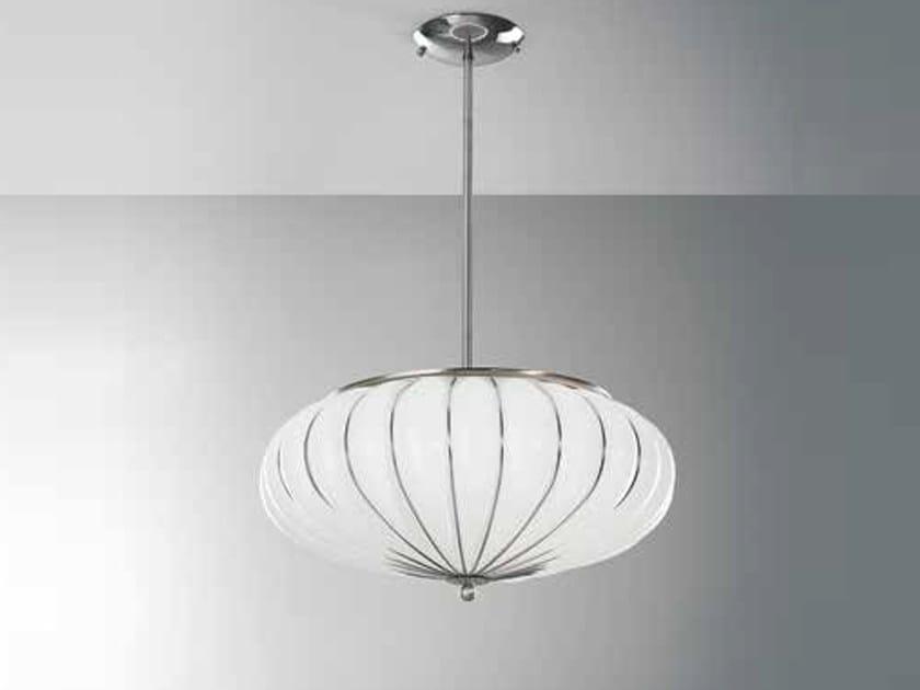 Murano glass pendant lamp GIOVE RS 227 by Siru