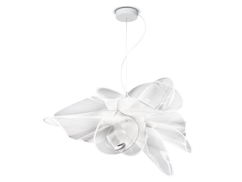 LED Cristalflex® pendant lamp LA BELLE ÉTOILE | Pendant lamp by Slamp
