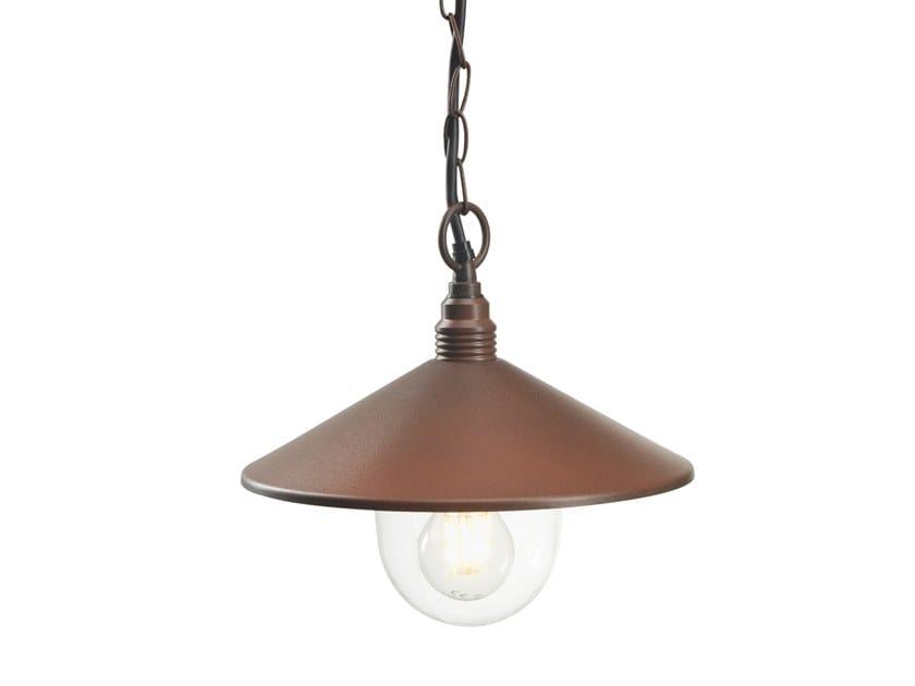 Lampada a sospensione per esterno in alluminio e vetro SPECTRE | Lampada a sospensione per esterno by SOVIL